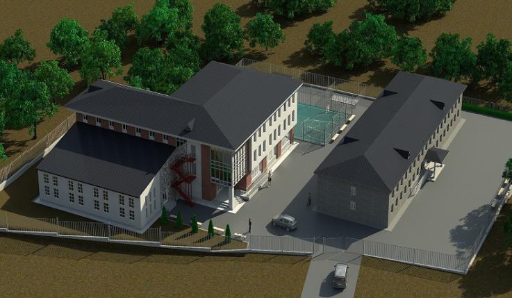 Վերակառուցվում է Արագածոտնի մարզի Օհանավան համայնքի միջնակարգ դպրոցը