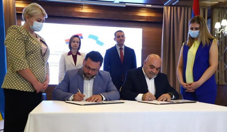 Հեռարձակման կարգավորման ոլորտում Հայաստանը և Ուկրաինան համագործակցության հուշագիր են ստորագրել