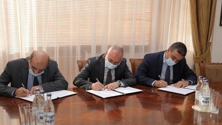 Մեծամորի ատոմակայանի սեյսմիկ անվտանգությունն առավելագույն մակարդակի բարձրացնելու նպատակով եռակողմ հուշագիր է ստորագրվել