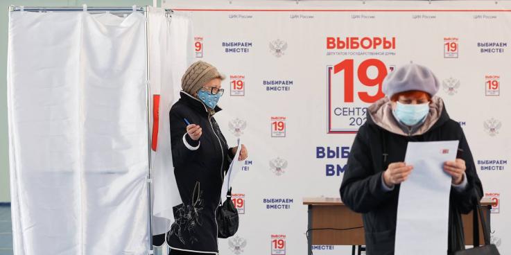 ՌԴ Պետդումայի ընտրություններում ԱՊՀ ՄԽՎ դիտորդները խախտումներ չեն արձանագրել