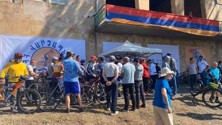 «Հայաստանի Հանրապետության Վարչապետի գավաթ» հեծանվավազքի մրցաշարը մեկնարկային փուլում է