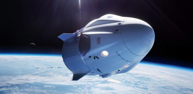 Քաղաքացիական անձնակազմով տիեզերք ուղևորված Crew Dragon-ը վերադարձել է Երկիր