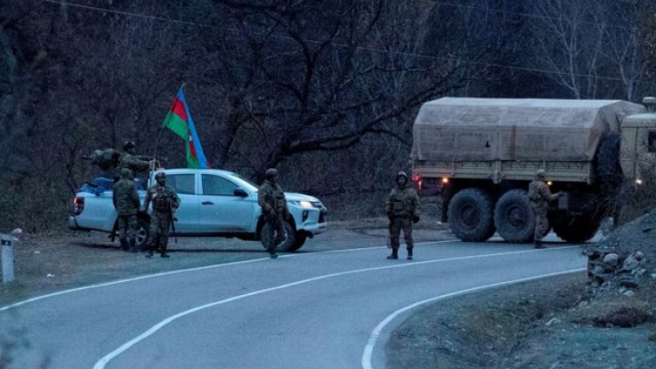 Քասախ գյուղի երկու բնակիչներն ու նրանց պատկանող մեքենան հետ են վերադարձվել հայկական կողմին