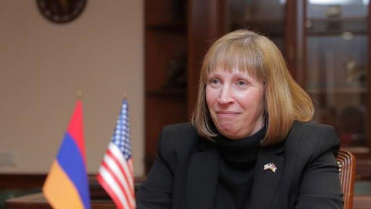 Մենք հայ-ամերիկյան հարաբերությունների դրական ապագա ենք տեսնում. ՀՀ-ում ԱՄՆ դեսպան