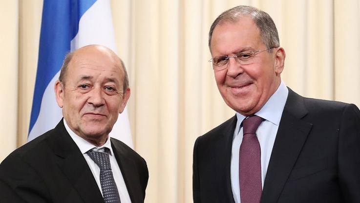 Իրանն ու Աֆղանստանը կլինեն Ֆրանսիայի և ՌԴ ԱԳ նախարարների հանդիպման օրակարգում