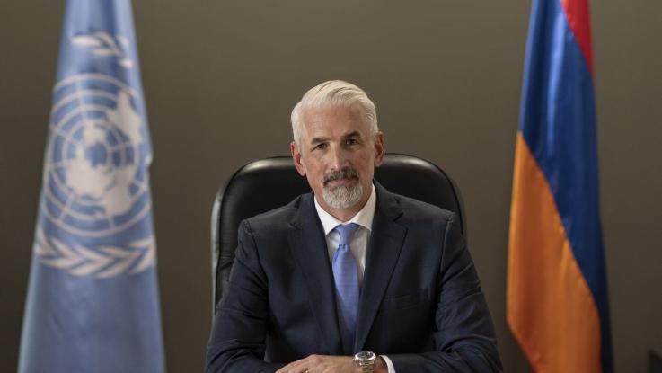 ՄԱԿ-ը կշարունակի մնալ Հայաստանի կողքին` լուծելու վերջին ճգնաժամերի, համավարակի և հակամարտությունների հետևանքները․ Շոմբի Շարփ