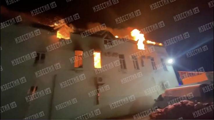 Դաղստանի հյուրանոցներից մեկում բռնկված հրդեհի հետևանքով կան զոհեր