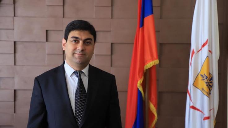 Նոր Նորք վարչական շրջանի ղեկավար  Սուրեն Ղամբարյանի ուղերձը ՀՀ Անկախության 30-րդ տարեդարձի առթիվ