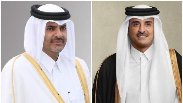 Կատարի էմիրն ու վարչապետը շնորհավորել են ՀՀ անկախության 30-րդ տարեդարձը