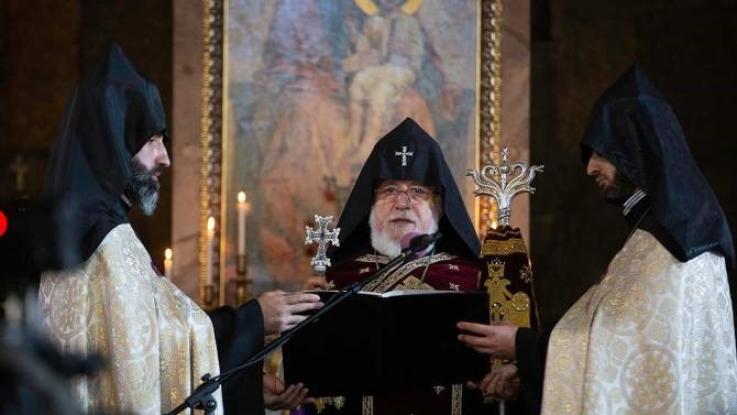 Կատարվել է Հանրապետական մաղթանք Հայաստանի անկախության 30-ամյակի առիթով