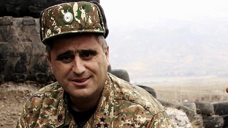 Արմեն Վարդանյանին հետմահու շնորհվել է «Մարտական խաչ» 1-ին աստիճանի շքանշան