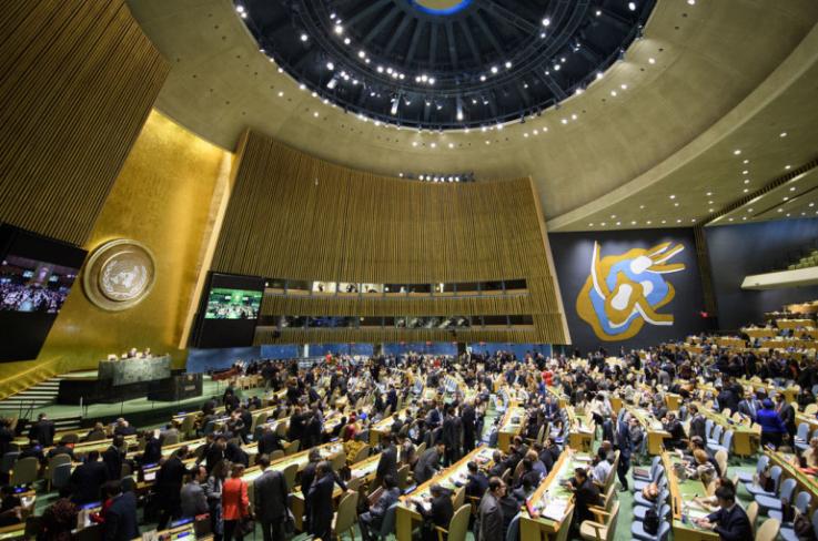 Համաշխարհային առաջնորդներն այսօրվանից ելույթներ կունենան ՄԱԿ-ի Գլխավոր վեհաժողովին