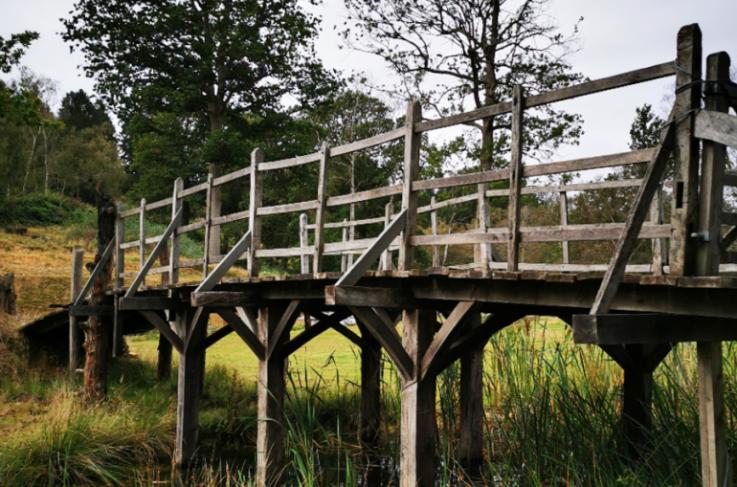 Անգլիայում աճուրդով վաճառվել է Վիննի Թուխի «կամուրջը»