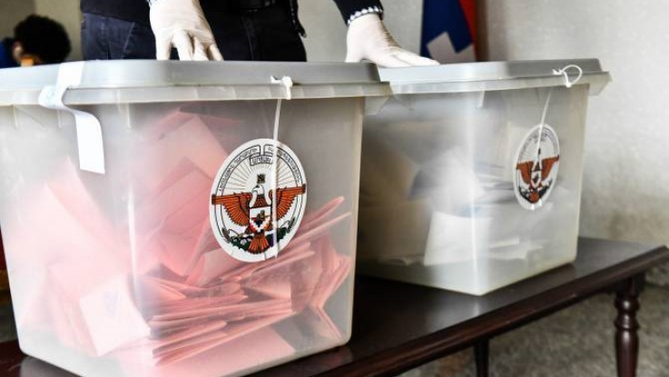 Արցախում կայացած ՏԻՄ ընտրություններին մասնակցել է ընտրելու իրավունք ունեցողների 59.2 տոկոսը