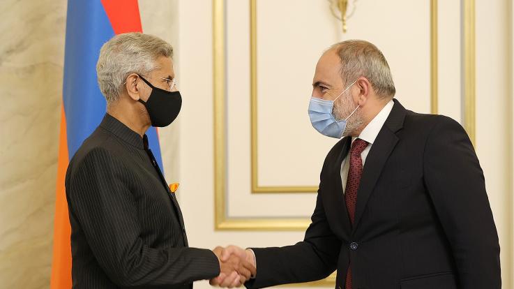 «Ունենք կոնկրետ պատկերացումներ, թե ինչի շուրջ պիտի համագործակցենք». վարչապետն ընդունել է Հնդկաստանի ԱԳ նախարարին