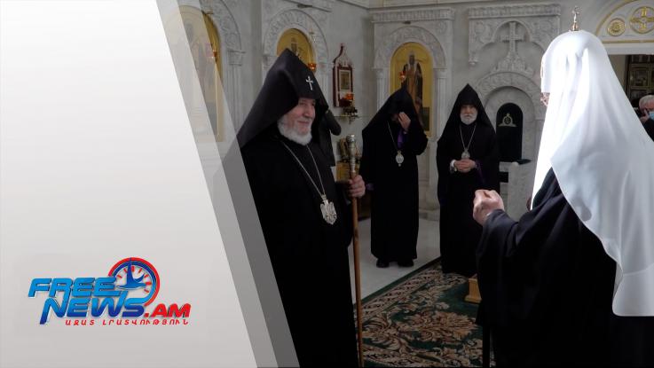 Ռուսաստանի հոգևոր առաջնորդը կոչ է արել ազատ արձակել գերիներին