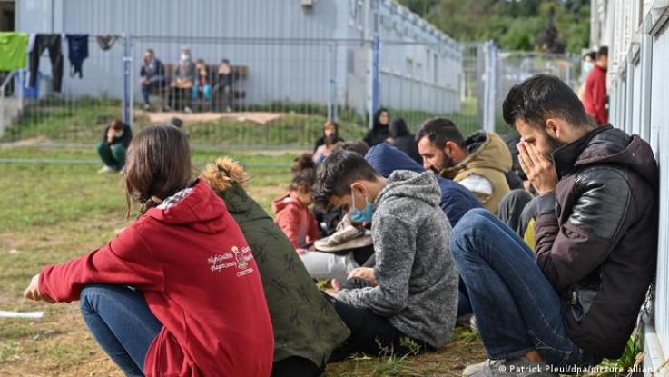 Բելառուսի տարածքով արդեն ավելի քան 4300 միգրանտ անօրինական կերպով տեղափոխվել է Գերմանիա