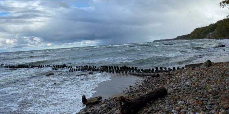 Ուսանողի մարմինը հայտնաբերվել է Կալինինգրադի մերձակա ծովափին