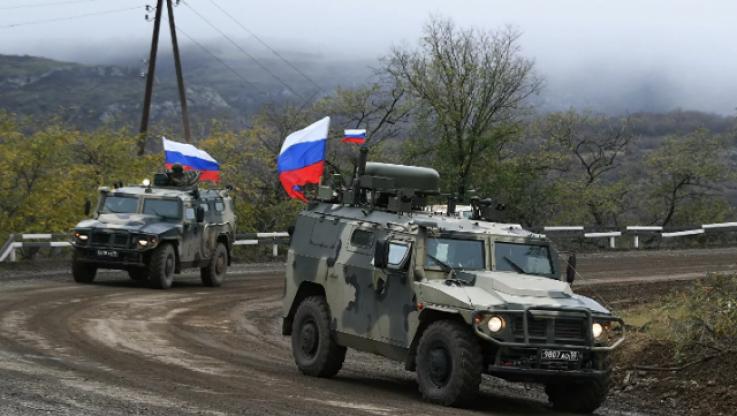 Ալիևը գոհ է Ղարաբաղում ռուս խաղաղապահների գործունեությունից