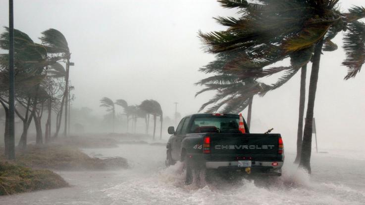 «Պամելա» փոթորիկը հարվածել է Մեքսիկայի արևմտյան ափին