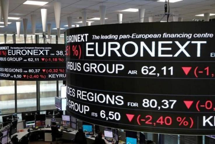 Եվրոպական ինդեքսներն աճել են, ռուսականը՝ նվազել