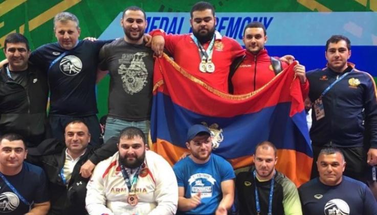 Ծանրամարտի Հայաստանի տղաների հավաքականը Աշխարհի առաջնությանը կմասնակցի 10 մարզիկով