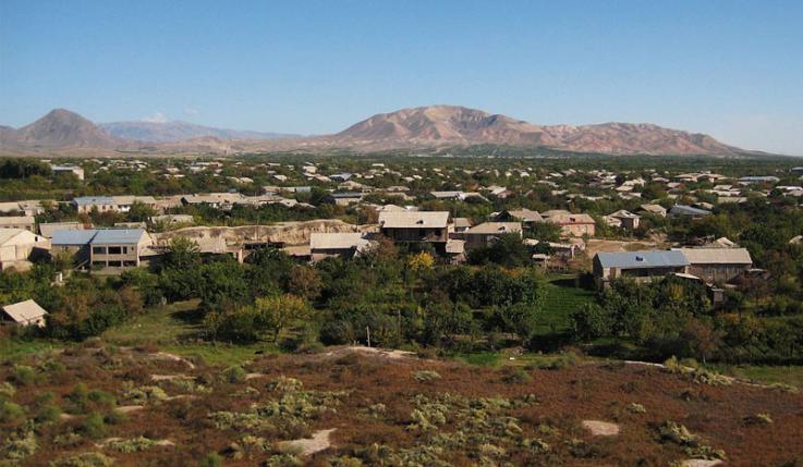 Վերականգնվել է Արարատի մարզի մի քանի համայնքներին պատճառված 8 մլն դրամի վնասը