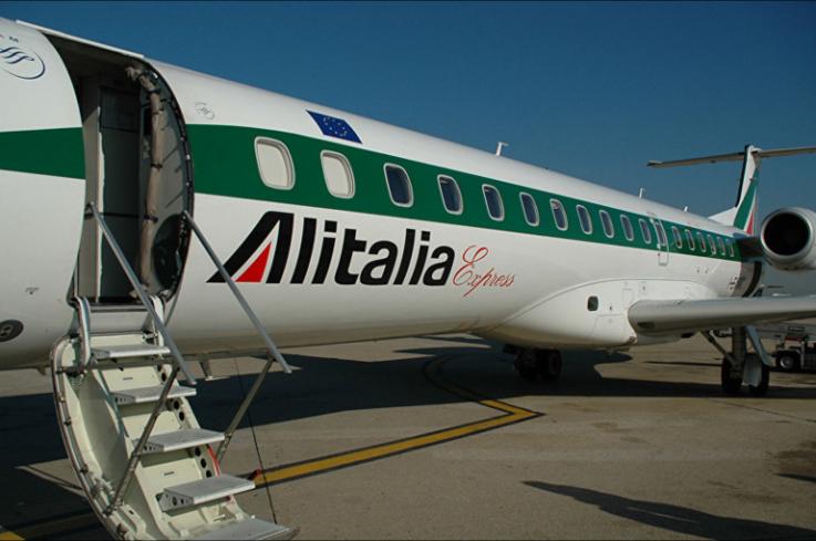 Իտալիայի ազգային Alitalia խոշորագույն ավիափոխադրողը փակվում է սնանկացման պատճառով